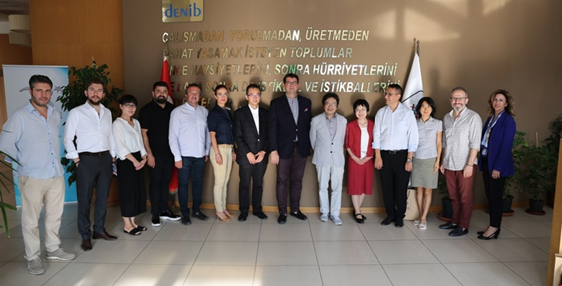 "Denizli Exporters Association supports The TUBITAK Project about ""The Evaluation and Definition of Towel Quality"""