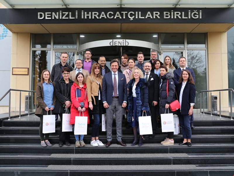 """A Milestone in Denizli"" by Denizli Exporters Association"